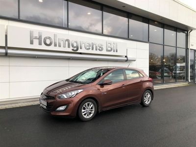 begagnad Hyundai i30 5d 1.6d