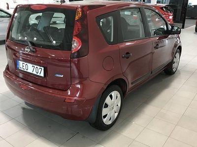 begagnad Nissan Note 1.4 (88hk) Motor & Kupé värmare