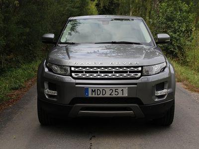 begagnad Land Rover Range Rover evoque SD4 Prestige 4WD Automat 190hk