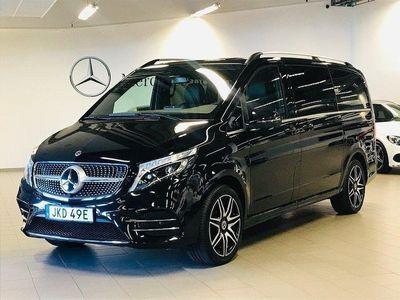 begagnad Mercedes 300 VD 4MATIC AMG Avantgarde L