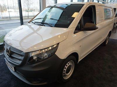 begagnad Mercedes Vito Benz 116 skåp lång Automat 2019, Transportbil 361 250 kr
