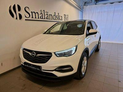 begagnad Opel Grandland X 1.2 Turbo Automat Enjoy Euro 6 130hk