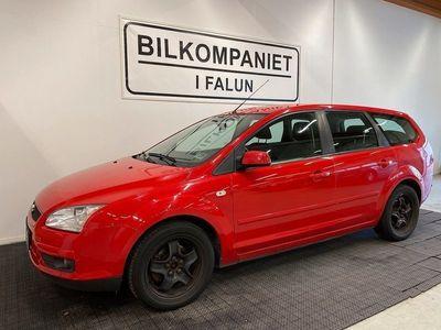 begagnad Ford Focus Kombi 1.8/15000mil/Flexifuel/Trend/125hk