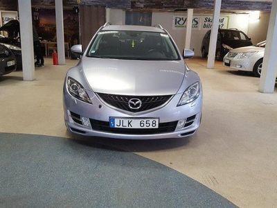 begagnad Mazda 6 2,0NY Besiktning