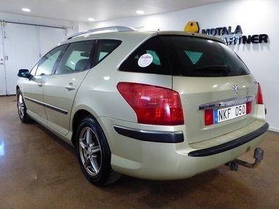 begagnad Peugeot 407 SW HDI   Panorama   Nyserv