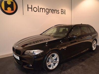 begagnad BMW 520 d Touring M-Sport Navi (190hk)