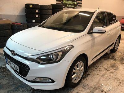 brugt Hyundai i20 1.2 Euro 6 Go Edition -16