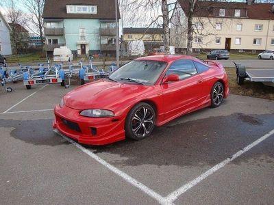 begagnad Mitsubishi Eclipse 2.0 141hk