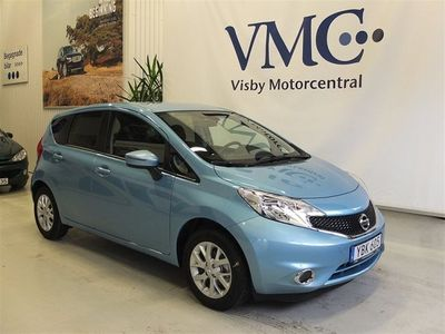 begagnad Nissan Note -15