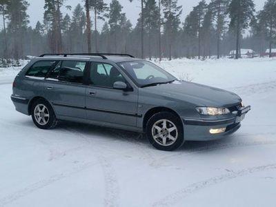 begagnad Peugeot 406 bra skick -04