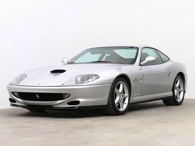 begagnad Ferrari 550 Maranello 5.5 V12 485hk