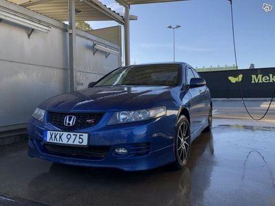 begagnad Honda Accord Type S PRISET SJUNKER VARJE DAG -06