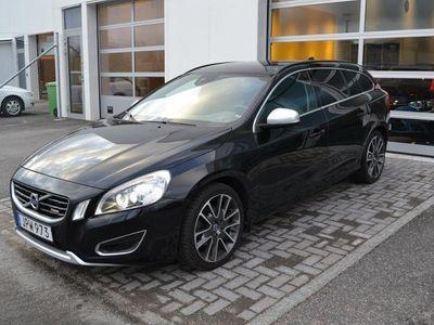 begagnad Volvo V60 D3 Momentum 2012, Kombi 154 500 kr