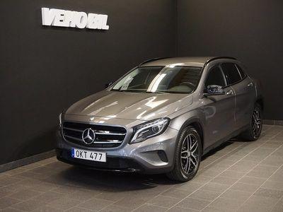 begagnad Mercedes GLA200 CDI UrbanLine Backkamera Aut AppleCarplay Bi-Xenon