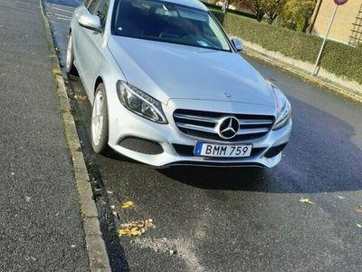 begagnad Mercedes C220 T BlueTEC 7G-Tronic Plus