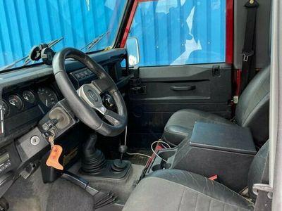 begagnad Land Rover Defender LD