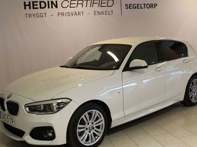 usado BMW 118 118D 150HK 5DR X-DRIVE M-SPORT