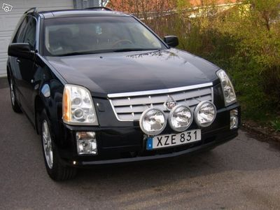 begagnad Cadillac SRX 07 -07