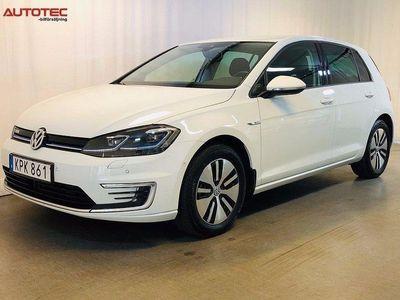 begagnad VW e-Golf 35.8 kWh Single Speed Drive