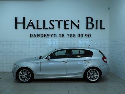 begagnad BMW 120 i 5Dr 150HK | M-Sport | Svensksåld
