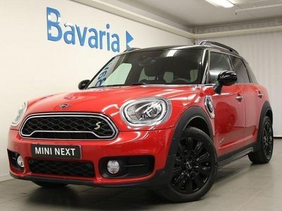 brugt Mini Countryman SE ALL4 Connected Navigation -18
