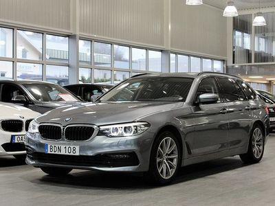 begagnad BMW 520 d Touring Sport line Drag Navi Euro 6 2019, Personbil 369 000 kr