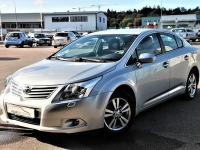 begagnad Toyota Avensis 147hk, Nybes Nyskick -11