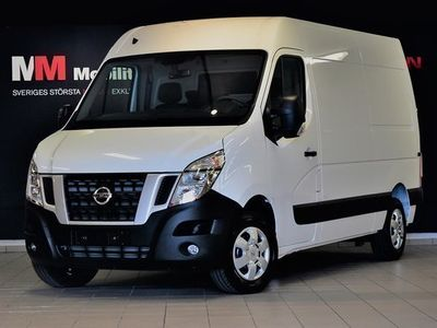 begagnad Nissan NV400 Working Star 2.3 dCi L3H2 Euro6 -19