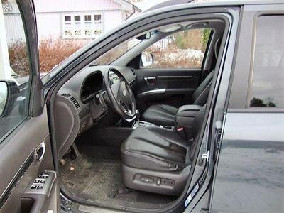 begagnad Hyundai Santa Fe 2,2 CRDi Auto Premium 12 -12