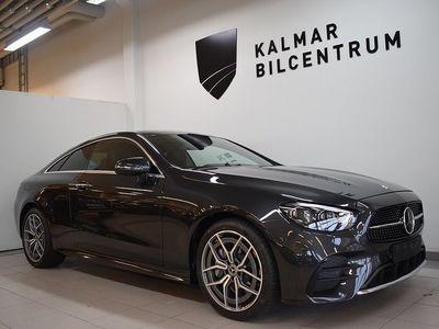 begagnad Mercedes E300 Coupé AMG Line