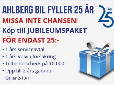 begagnad Volvo V40 D3 Business Advanced, Garanti 24 månader, On Call, Parkeringskamera bak, Baksätesvärme, Navigation, Förarstol Elmanövrerad
