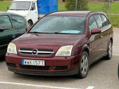 begagnad Opel Vectra Caravan Kombi 2.0T