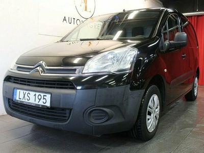 begagnad Citroën Berlingo Van 1.6 HDi 3-Sits [Momsbil Leasbar] 75hk