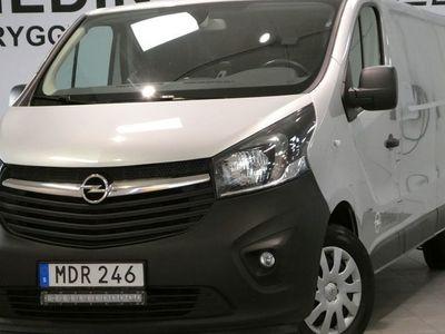 begagnad Opel Vivaro Van L2H1 1.6 CDTI 140hk D - värmare V - hjul