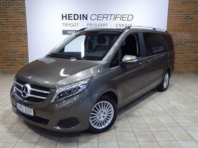 begagnad Mercedes 220 V-KlassCDI 7G-Tronic Plus (163hk) Vinterhjul
