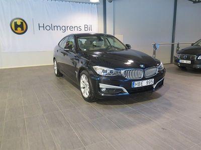 begagnad BMW 320 Gran Turismo d xDrive F34 184hk