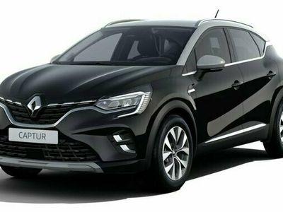 begagnad Renault Captur TCe 130 Intens EDC 2021, Halvkombi Pris 259 900 kr