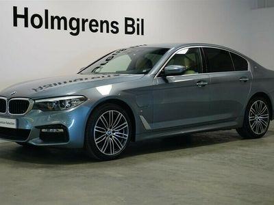 begagnad BMW 530 e Sedan M Sport Navi Komfortstol Läder Backkamera