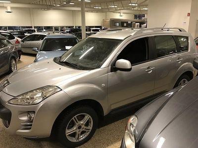 begagnad Peugeot 4007 2,2 HDI 7-sits