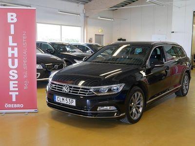 begagnad VW Passat SC 2.0 TDI 4Motion DSG R-Li