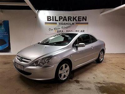 begagnad Peugeot 307 CC Cab / Bes /Finans