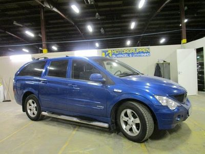 begagnad Ssangyong Actyon Sports 2,0 4wd 141HK