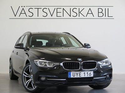 begagnad BMW 320 d Touring Automat 190hk Sport Line/Drag
