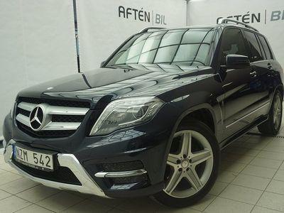 begagnad Mercedes GLK220 CD 4-Matic *AMG-Sportpaket *Navigation