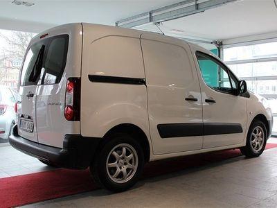 begagnad Peugeot Partner 1.6 HDI Skåp (75hk) En ägare -13