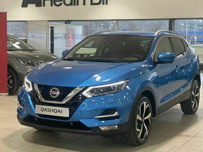 begagnad Nissan Qashqai DIG - T 160 TEKNA 2WD DCT MY21 * DEMOBIL LEVERANS SEP 2021*