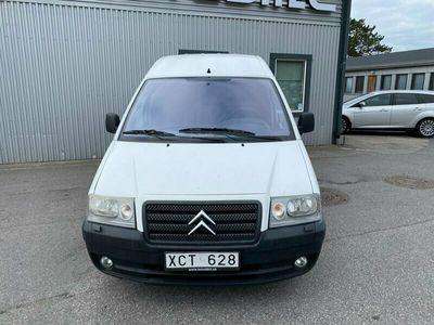 begagnad Citroën Jumpy Van 2.0 HDi 109hk