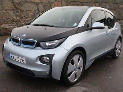 begagnad BMW i3 Sv-såld, Lågmil, Rikl utr Byte/Avbet