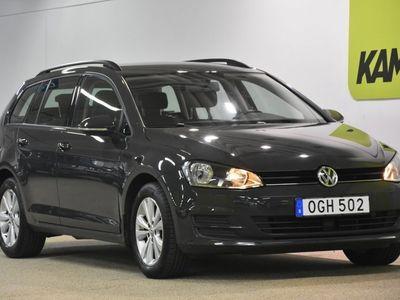 begagnad VW Golf SC 1.6 TDI 4M S&V-Hjul (110hk -17