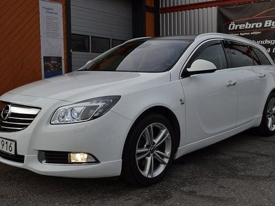 begagnad Opel Insignia 2.0 CDTI Sports (160hk) Aut Navi